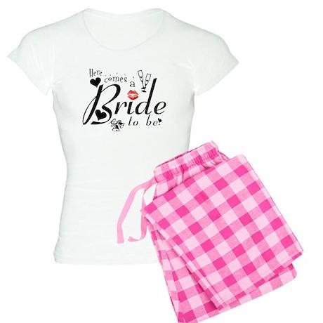 Bride-to-Be Women's Light Pajamas