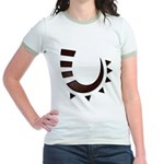 Tribal Hook Jr. Ringer T-Shirt