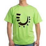 Tribal Hook Green T-Shirt