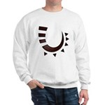 Tribal Hook Sweatshirt