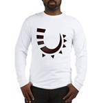Tribal Hook Long Sleeve T-Shirt