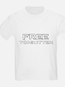 Free TomKitten! Kids T-Shirt