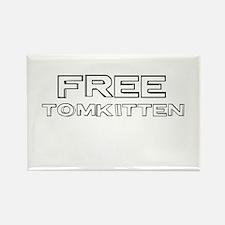 Free TomKitten! Rectangle Magnet