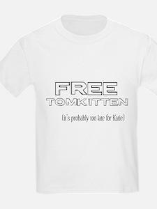 Free TomKitten Kids T-Shirt