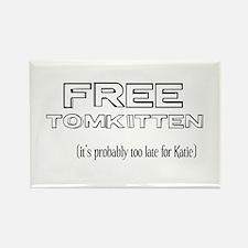 Free TomKitten Rectangle Magnet