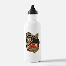 Cute Totem poles Water Bottle