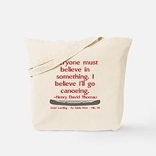 Gotts' Landing T-Shirts - Can Tote Bag