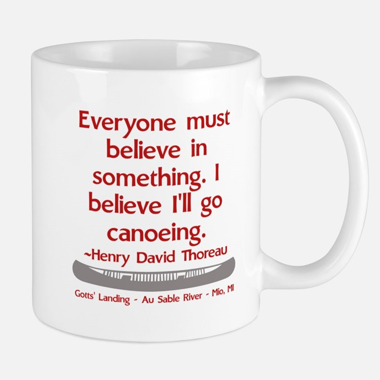 Gotts' Landing T-Shirts - Can Mug