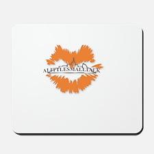 alittlesmalltalk.com Mousepad