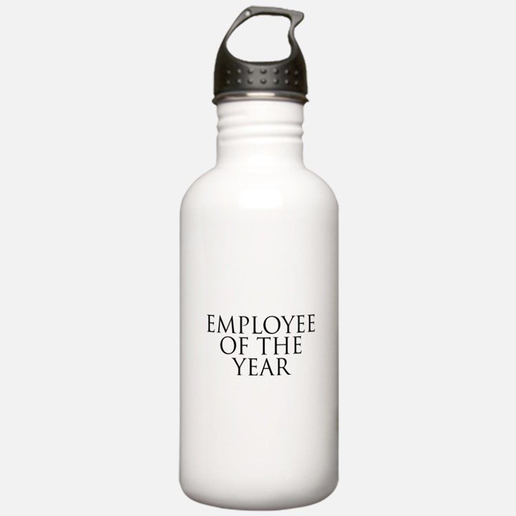 Employee Of The Year Water Bottle
