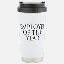 Employee Of The Year Travel Mug