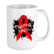 Fighting Back Heart Disease Mug