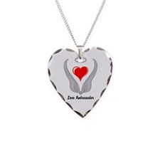 LOVE AMBASSADOR Angel Wings Necklace