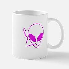 Flying Schwa Mug