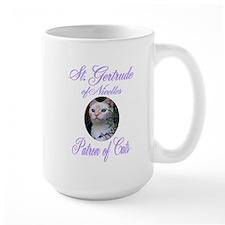 St. Gertrude of Nivelles Mug
