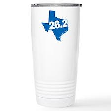 Texas Marathoner Travel Mug