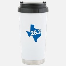 Texas Marathoner Travel Mug
