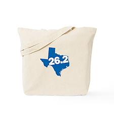 Texas Marathoner Tote Bag