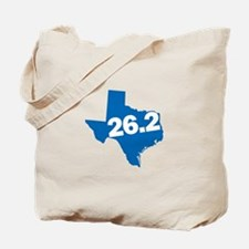 Texas Marathoner Tote Bag