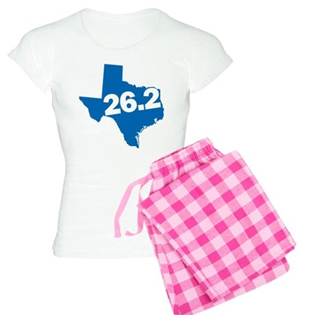 Texas Marathoner Women's Light Pajamas