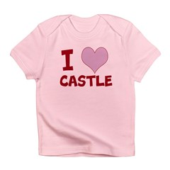 IheartCastle Infant T-Shirt