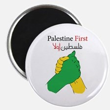 Palestine first united Magnet