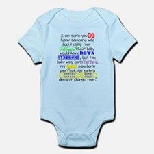 Perfect Baby Infant Bodysuit