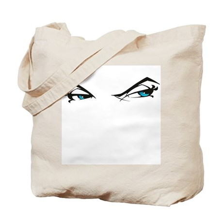 Eyes of Envy Tote Bag