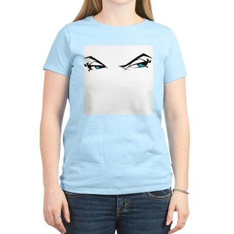 Eyes of Envy Women's Pink T-Shirt