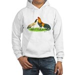 Blue Red Cubalayas Hooded Sweatshirt
