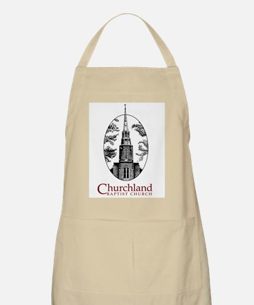 Churchland Baptist Church. BBQ Apron