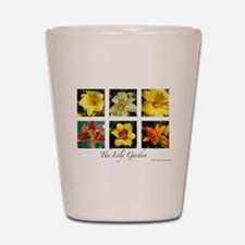 The Lily Garden Shot Glass