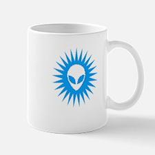 Sun Schwa Blue Mug