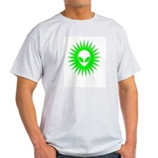 Sun Schwa Green T-Shirt