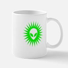 Sun Schwa Green Mug
