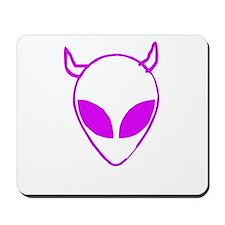 Devil Schwa Mousepad