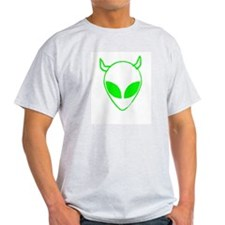 Devil Schwa Green T-Shirt