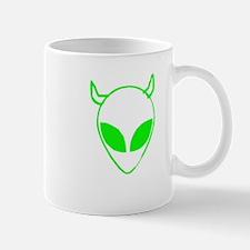 Devil Schwa Green Mug