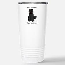 Newfie - Customizable Travel Mug