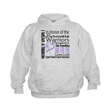 General Cancer Tribute Hoody