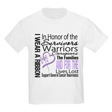 General Cancer Tribute T-Shirt