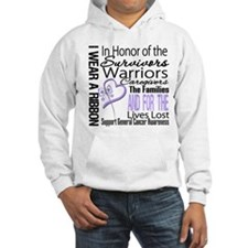 General Cancer Tribute Jumper Hoody