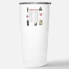 Proofreader's Marks Travel Mug