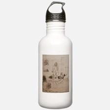 Nature and the Shepherd Water Bottle