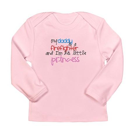 Fire Kids Long Sleeve Infant T-Shirt