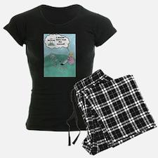 Always read the manual. Pajamas