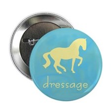 "-piaffe- dressage horse 2.25"" Button (10 pack)"