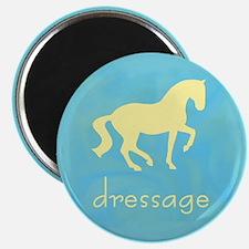 -piaffe- dressage horse Magnet
