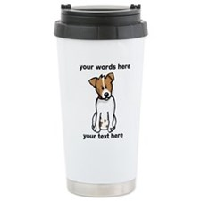 Jack Russell - Custom Travel Mug