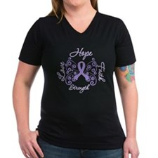General Cancer Hope Faith Shirt